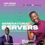 Generational Servers: Discussion on child molestation, rape and effects with our guest, Richard Siaw.